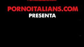 Porno de chicas polcias italianas