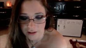 Pilla a su tia desnuda