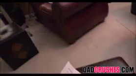 Papa se coje su hija