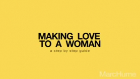 Mujeres de corte asiendo el amor
