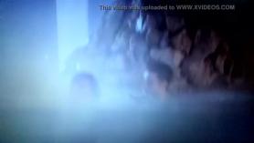 Zuliana piscina con mandingo