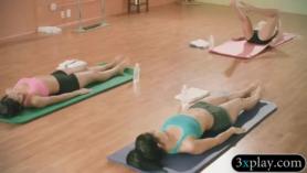 Llao de yoga