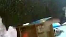 Chica Árabe Valencia Amigas desnudas en un coche