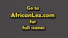 Nena africana en POV