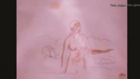 Aladdin desnuda