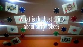Strip Poker y Oldje de Halloween.