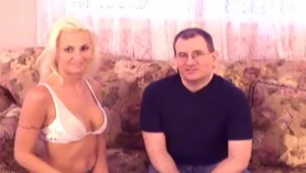 Tetona sexy y suerte en la webcam.
