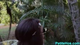 Latina pequeñita follada a tope.