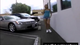Lamsona casting porno