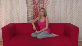 Morena borracha necesita anal