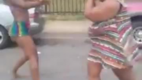 Violacion a2 chicas en la calle