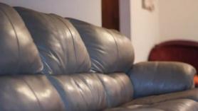 Tetona rubia con culazo penetrada por webcam