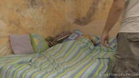 Jovenes dormidas anal