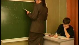 Profesora a punto de ser hadacunas