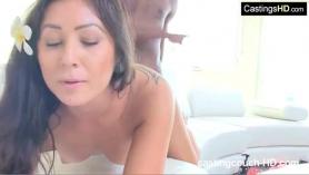 Casting porno interracial con una madura xxx