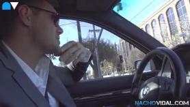 Nacho Vidal follando a Riley Reid