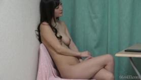 Con el asunto desnudo en los vestuarios