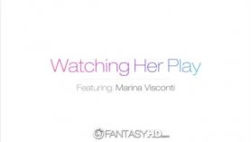 Marina Visconti es buen sexo anal en medias