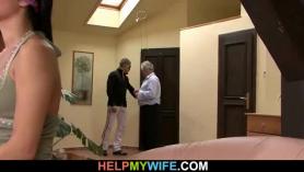 Follandose a mi mujer