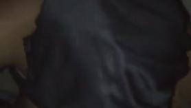 Pollon negro destroza el culo de una pareja con culazo
