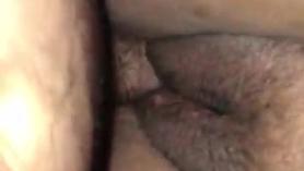 Latina gorda masturbándose