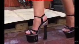 Italian foot massage