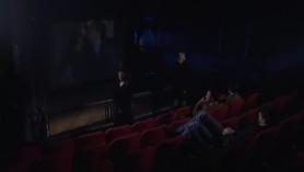 Esposa en el cine
