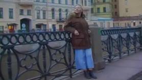 Hermosa nena rusa tetona follando sin parar hasta que una follada de humedo
