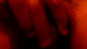 Coño peludito rosado