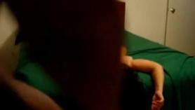 Orgía amateur machacada en un aula HD