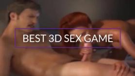 Bukkake hentai 3D