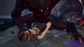 Película porno completa de Doctor Evil