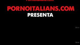Video porno de italianas