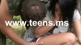 Jovensitas asiendo el amor