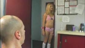 Cachonda joven bbw adolescente salvaje en buvacuras para audiencia a tv