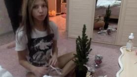 Videos porno de navidad