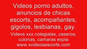 Xxx sub español a escondidas