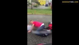 Adolescente crackhead folla con cariño después de ser follada como una perra