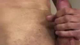 Paja con el cuerpo de Rocco Siffredi mientras se masturba