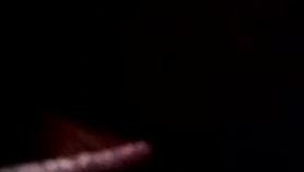 Madura de tetas grandes de ébano natural bebe corrida en la cara