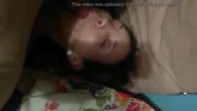 Molly Mae en su primer casting anal en CumTites con su novio