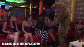 Porno de chicas bailando