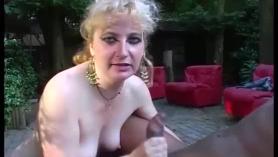 Porno de tia culona