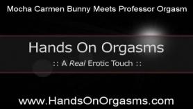 Orgasmo en la cámara de la bañera: Anterior