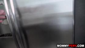 Madre e hijo duermen xxx