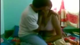 Hombre de Bangladesh sexo duro una puta en casa esposa