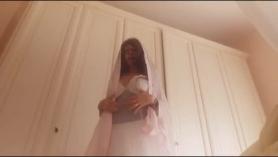 La viola en el baño xxx
