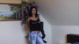 Video porno de brasilera