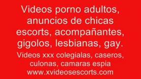 Videos xxx audio español