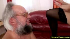 Porno de viejas culonas